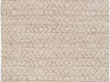 Taupe and White area Rug Amazon Diomede 10 X 14 Rectangle Texture Viscose