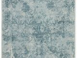 Teal and Blue area Rugs Yvie Abstract Blue & Teal area Rug – Burke Decor