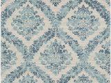 Teal and Blue Rug Delana Geometric Dark Blue Teal area Rug