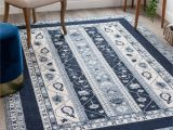 "Teal and Brown area Rug Walmart Well Woven Verona Milo Blue Modern Paisley Antique 7 10"" X 10 6"" area Rug"