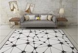 Textured area Rug Living Room 40 Gorgeous Living Room Design with Geometric Rug Texture
