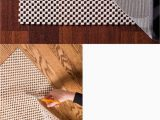 Thick Carpet Pad for area Rugs Rug Pads and Accessories Rug Mat for Hard Surface