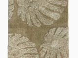 "Threshold Contour Bath Rug Palms Bath Rug 20""x34"" Brown Cream – Threshold™ – Brickseek"