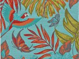 Tropical area Rugs 8 X 10 Tropical Oasis Blue 8 X 10 Indoor Outdoor Rug