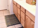 Tuesday Morning Bathroom Rugs Bathroom Makeover Under $200 Tuesday Morning