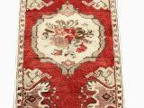Turkish Rug Bath Mat Amazon Handmade Vintage Doormat Small Rug 3 4×1 6 Feet