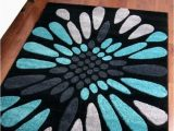 Turquoise and Brown area Rug 8×10 Precious White area Rug 8×10 Lovely White area Rug