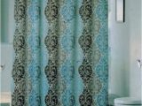 Turquoise and Brown Bathroom Rugs 15pc Blue Turquoise Stripe Bathroom Bath Mats Set Rug Carpet