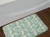 Turquoise and Brown Bathroom Rugs Spiritual Turquoise Dragonfly Bath Rug