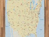 United States Map area Rug Amazon Ambesonne Map area Rug United States Interstate