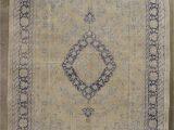 Vintage area Rugs 9 X 12 9×12 Ivory & White Vintage Turkish area Rug