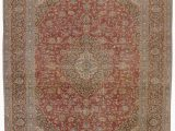 """Vintage area Rugs 9 X 12 Vintage Hand Knotted oriental Rug 9 10"""" X 12 10"""" 118 In X 154 In"""