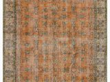 """Vintage area Rugs for Sale Turkish Vintage area Rug 5 7"""" X 9 3"""" 67 In X 111 In"""