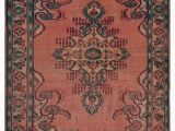 """Vintage area Rugs for Sale Turkish Vintage area Rug 6 3"""" X 9 4"""" 75 In X 112 In In"""