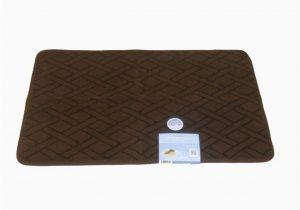 Walmart Memory Foam Bath Rugs Tranquility Luxurious Memory Foam Brown Bath Mat Skid
