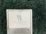 Wamsutta Ultra Fine Reversible Bath Rug Wamsutta Ultra soft 24 Inch X 60 Inch Bath Rug In Pine Free Shipping