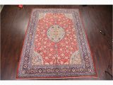 Wayfair 10 X 12 area Rugs isabelline One Of A Kind Urcino Hand Knotted Red 98 X 12