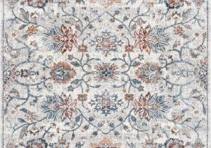 Wayfair Rugs 8×10 Blue Kitt Floral Red Blue area Rug