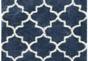 Wayfair Rugs Blue and White Bingham Blue White area Rug