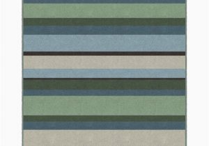 Wayfair Rugs Blue Green Phineas Striped Blue Green area Rug