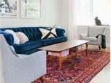 What Color Rug with Blue Couch Our Chairs are Here