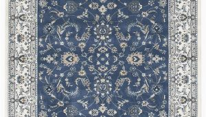 White and Blue oriental Rugs Patricia 20 Blue White Traditional Rug A Classic Selection