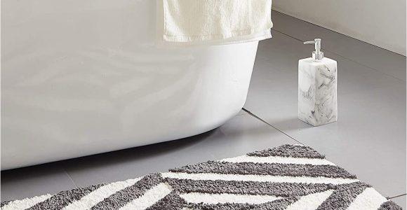 White Fluffy Bath Rug Amazon Desiderare Thick Fluffy Dark Grey Bath Mat 31