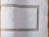 White Plush Bathroom Rugs We Developed A Bath Rug with A 12 Mm Memory Foam Insert and