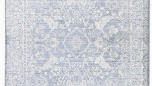 White Rug with Blue Jaipur Living Serena Lumineer Srn03 Blue White area Rug
