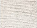 White solid Loomed area Rug Amazon Jaipur Living Alta Textured solid White area Rug