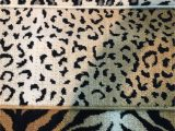 Wool Animal Print area Rugs Nourison Animal Print Wool Carpet Fered for Wall to Wall