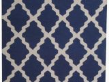 Wool area Rugs Blue Amazon Herat oriental Indo Hand Tufted Contemporary