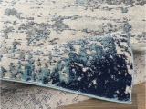 Wyona Distressed Abstract Navy Aqua area Rug Pin On Decorating Essentials Resources