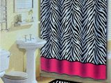 Zebra Print Bath Rugs Zebra Curtains Bedroom In 2020 with Images